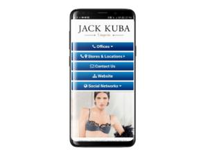 Jack Kuba Menu